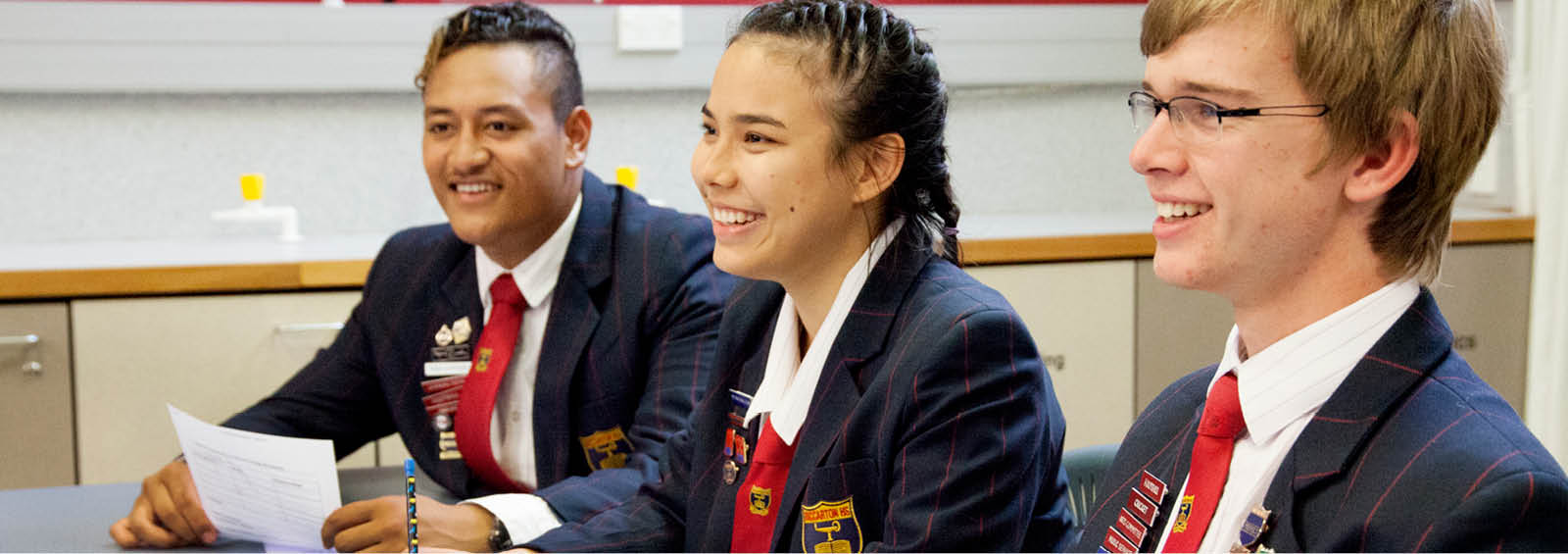 Riccarton High School - Excellence